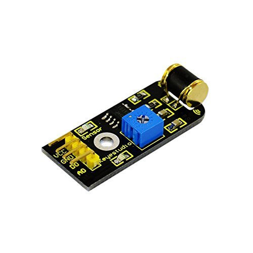 New Keyestudio Vibration Sensor for Arduino UNO&MEGA/raspberry pi/ AVR/ STM32