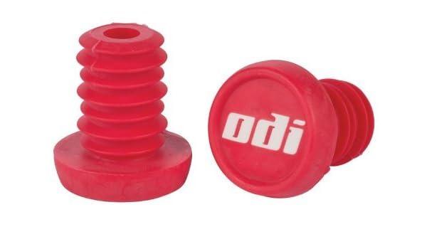 ODI Bar End Plug para 13549701 Tapón 1 par (2ST) + Fan tic26 ...