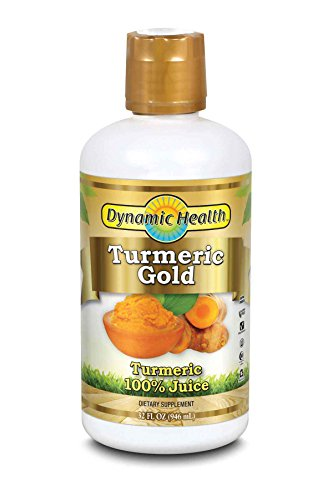 Dynamic Health Labs Turmeric Gold Supplement, 32 Ounce For Sale