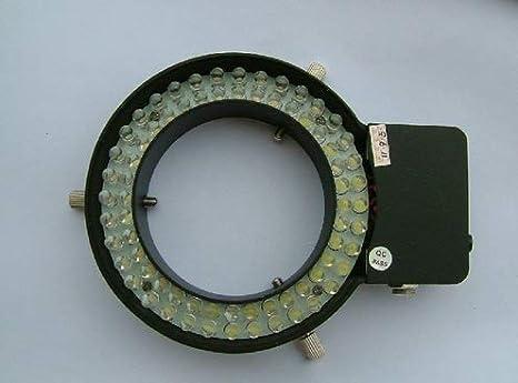 Gowe marca new led stereo microscopio anello di luce con