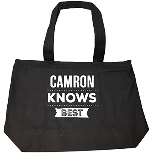Camron Knows Best Cool Gift - Tote Bag With Zip