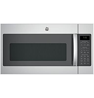 """GE JNM7196SKSS 30"""" Over-the-Range Microwave Oven in Stainless Steel"""