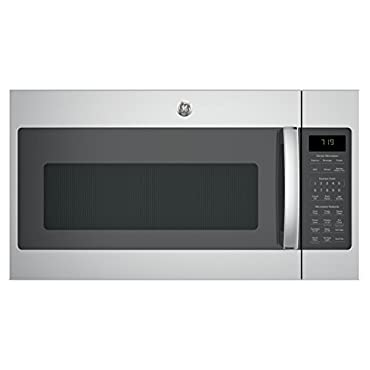 GE JVM7195SKSS 30 Over-the-Range Microwave Oven in Stainless Steel