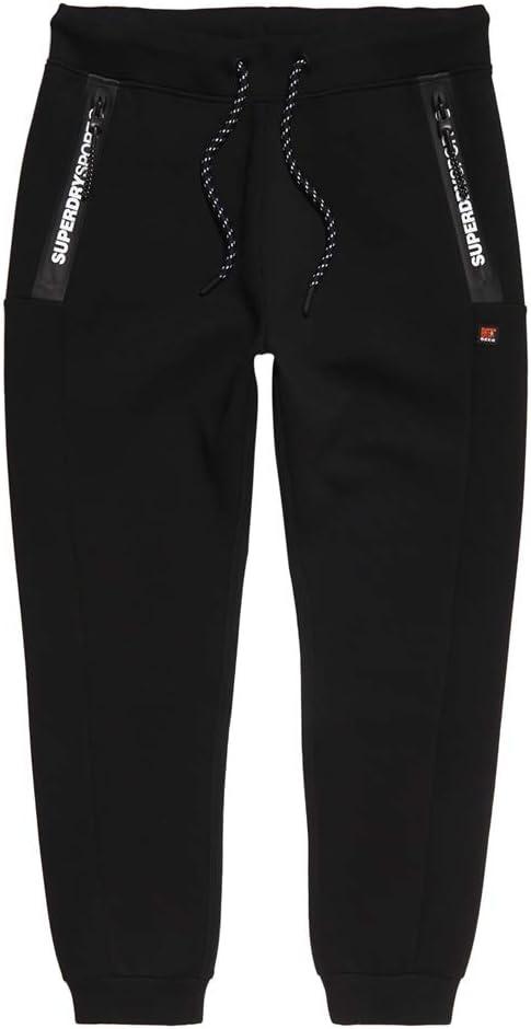 Superdry Mens Core Gym Tech Jogger Sports Pants