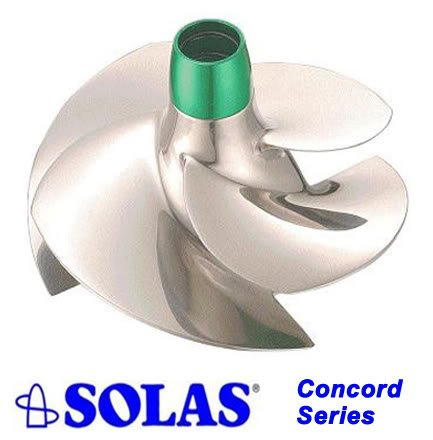 Solas Yamaha Concord Impeller - 2003-2004 Yamaha GP1300R PWC Impeller [Concord Series]