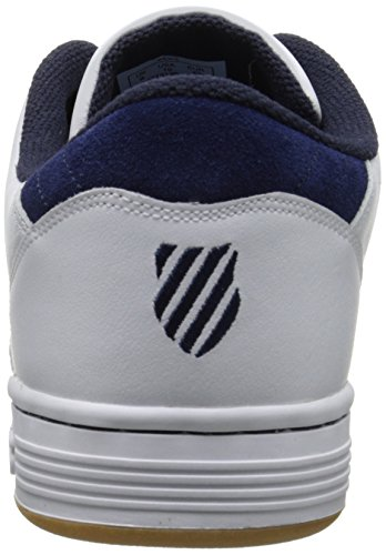 K-swiss Mens Lozan Iii Wit / Navy / Gum