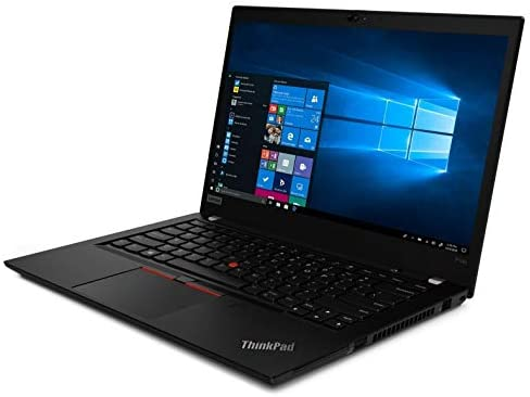 "Lenovo ThinkPad P14s Business Mobile Workstation with 14.0"" FHD IPS Screen, 8 Core AMD Ryzen 7 Pro 4750U Processor as much as 4.10 GHz, 16GB DDR4, 512GB SSD, and Windows 10 Pro"