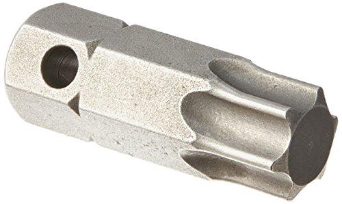 SK Hand Tool 81810 T60 Torx Shank Bit Socket, 1/2-Inch