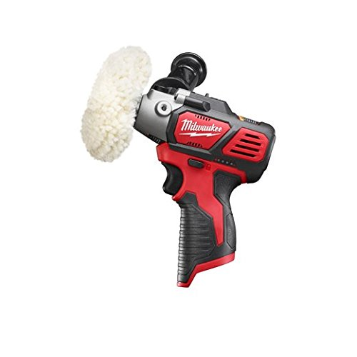 - Milwaukee 2438-20 M12 Variable Speed Polisher/Sander - Bare tool