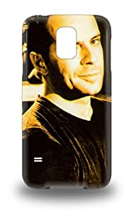 Anti Scratch And Shatterproof Bruce Willis The United States Male Walter Bruce Willis Die Hard Phone 3D PC Case For Galaxy S5 High Quality Tpu 3D PC Case ( Custom Picture iPhone 6, iPhone 6 PLUS, iPhone 5, iPhone 5S, iPhone 5C, iPhone 4, iPhone 4S,Galaxy S6,Galaxy S5,Galaxy S4,Galaxy S3,Note 3,iPad Mini-Mini 2,iPad Air )