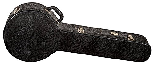 - Dean CRB Case Exotic for Banjo, Black