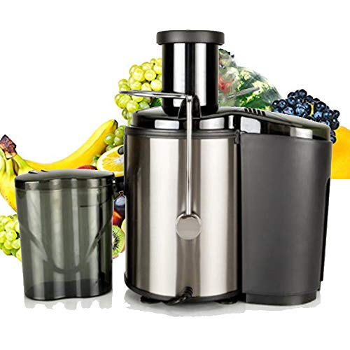 GuGio Juicer Machine 800W Power, Easy Clean Extractor Press Juicing Machine for Whole Fruit Vegetable, BPA-Free, Large