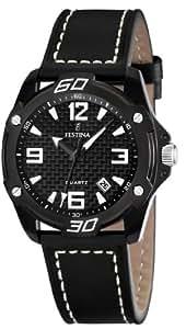 Festina F16491/2 - Reloj de cuarzo para hombres, color negro