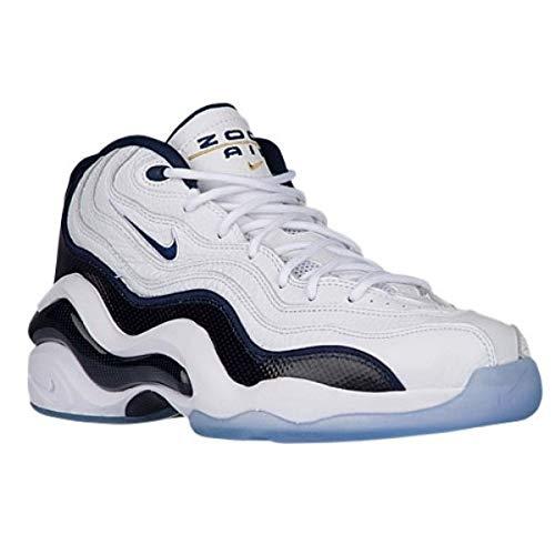 パンツウェーハソーシャル(ナイキ) Nike メンズ バスケットボール シューズ?靴 Air Zoom Flight '96 [並行輸入品]