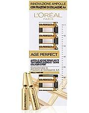 L'Oréal Paris Ampulle Age Perfect Collageen Expert, verrijkt met AA-collageenfracties, intensieve behandeling 7 dagen, voor een rijpe huid, 7 x 1 ml
