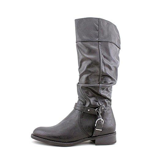White Mountain Lefty, Fashion Stiefel Frauen, Pumps rund Black