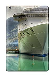 Awesome Big Ship Flip Case With Fashion Design For Ipad Mini/mini 2