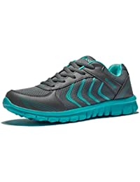 Womens Athletic Shoes Casual Breathable Mesh Fashion...