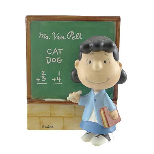 QPC4028 Hallmark Peanuts Gallery Ms. Van Pelt Lucy NE (Lucy Van Pelt Figurines)