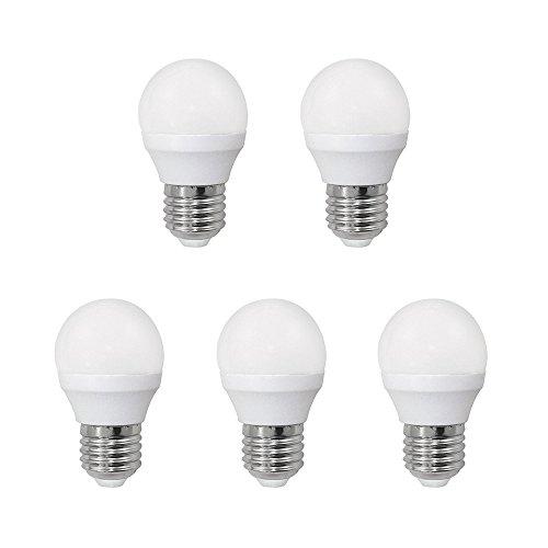 JCB LED bombilla de bajo consumo bombilla LED de bajo consumo GU10, cristal, luz blanca c/álida//Kelvin, GU10, 35/W