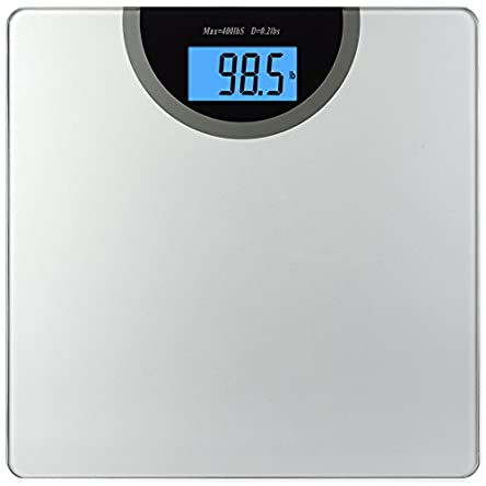 BalanceFrom Digital Body Weight Bathroom Scale with...