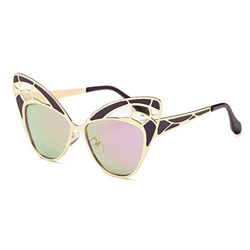 Tansle Cute Cat Eye Sunglasses Butterfly Sunglasses Merry Christmas Gift For - Evoke Sunglasses