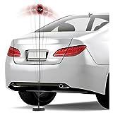 Smart Parking LED Garage Flashing Warning Bumper Sensor Stop Sign