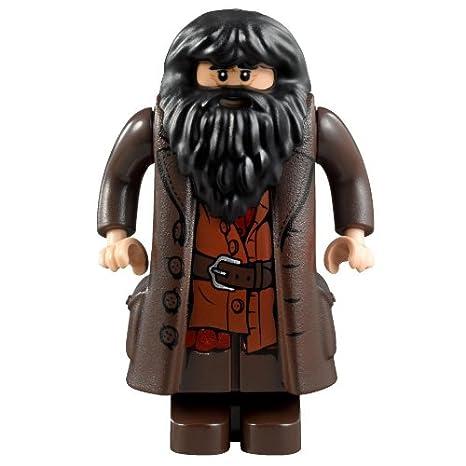 Lego Harry Potter Rubeus Hagrid Minifigure