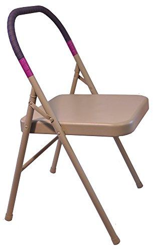 Pune Iyengar Yoga Chair-Purple
