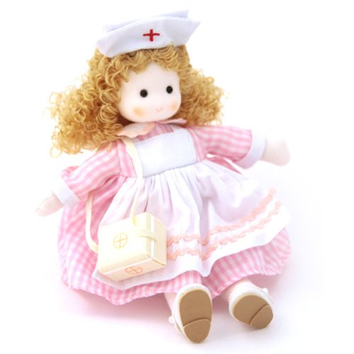(green tree musical doll Nurse Doll Pink)