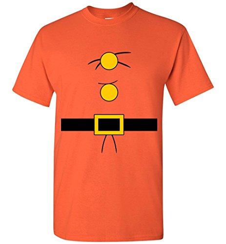 Floss Boss Store Doc Dwarf Halloween Group Matching Costume T-Shirt -