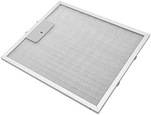 vhbw Filtro metálico para grasa, filtro permanente 30,55x 26,75x 0,85cm repuesto para Brandt AS0006526 para campanas: Amazon.es: Grandes electrodomésticos