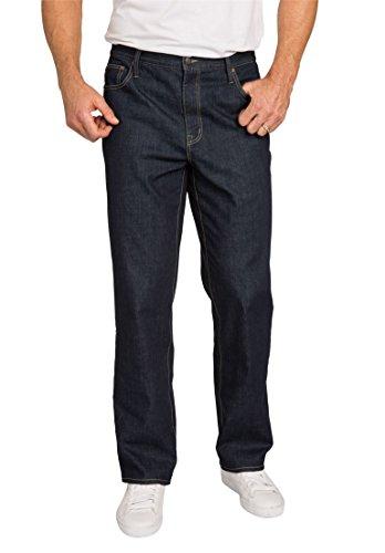 5 Pocket Loose Fit Jeans - 8