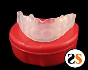 6mm Clear Custom MMA Mouthguard