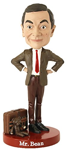 Royal Bobbles Mr Bean Bobblehead