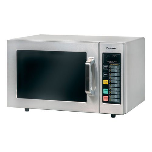 Panasonic NE-1064F 1000-Watt Stainless Steel Commercial Microwave
