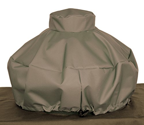 Cowley Canyon Mountain Peak Brand Lid Dome Cover made to fit large Big Green Egg, Kamado Joe Classic and other Kamado Grills. -  Cowley Canyon Sales, BGELD2