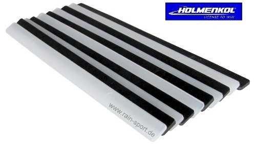 HOLMENKOL FX Strips-Mix (black + transparent) - für Belagreparatur