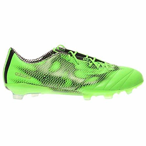 Adizero Adidas White core F50 Green Scarpe GreenSolar Uomo ftwr Firm Black Da Allenamento GroundleatherCalcio 35jq4LAR