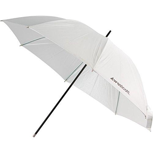 (Westcott 2003 32-Inch Optical White Satin Umbrella)