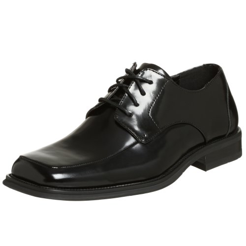 Kenneth Cole Unoterte Menns Med Letthet Oxford Svart