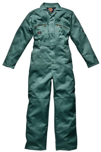 Boilersuit - Dickies Redhawk WD4839 - Size: 46' x 30' regular - Color: lincoln green Yarmo