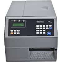 Intermec PX4C010000005040 Series PX4i High Performance Printer, 405 dpi, USB/Serial/Ethernet, Rotating Unwind, Self Strip, US and Euro Power Cord