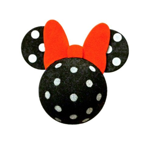 Disney Pencil and Antenna Topper (Minnie Mouse Polka (Car Antenna Topper Pencil)