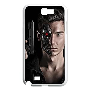 Terminator Samsung Galaxy N2 7100 Cell Phone Case White