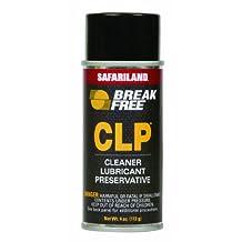 Safariland LTD, Inc. Break-Free CLP-2 Cleaner Lubricant Preservative, 4-Ounce (113.4gm) Aerosol