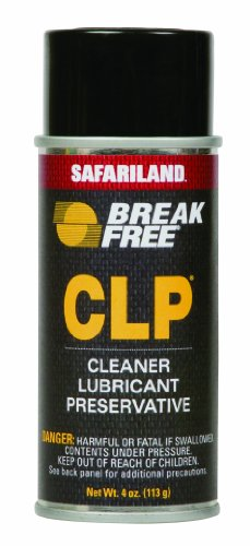 Break-Free CLP-2 Cleaner Lubricant Preservative 4 oz (113.4 gram) Aerosol