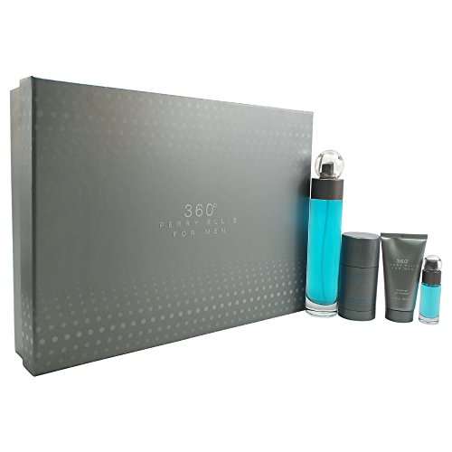 Perry Ellis 360 for Men, 4-piece Gift Set