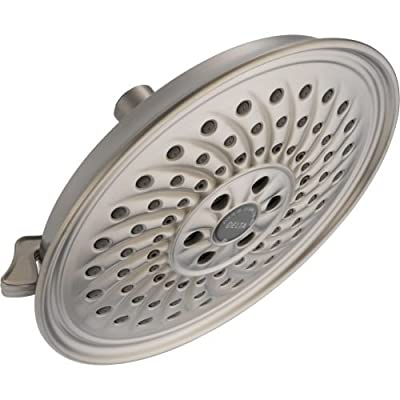 Delta Faucet 52687-CZ 3 Setting H2O kinetic Traditional Raincan Showerhead