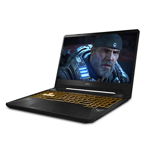 "ASUS TUF (2019) Gaming Laptop, 15.6"" 120Hz FHD IPS-Type, AMD Ryzen 7 R7-3750H, GeForce GTX 1660 Ti, 16GB DDR4, 256GB PCIe SSD + 1TB HDD, Gigabit Wi-Fi 5, RGB KB, Windows 10 Home, TUF505DU-EB74"